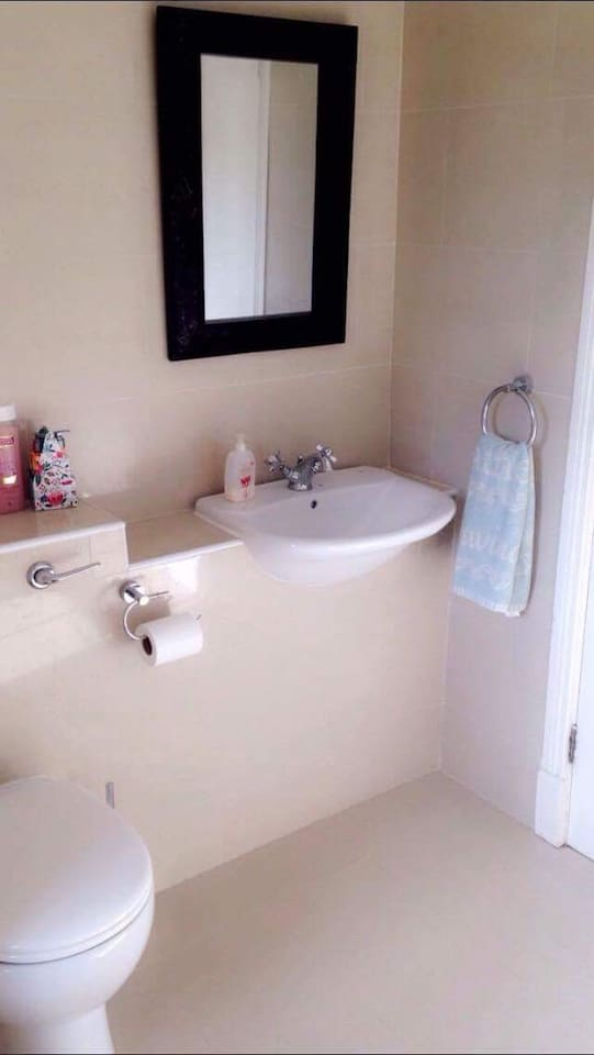 Bathroom Sinks Limerick tranquil king size room with ensuite bathroom in limerick, , ireland