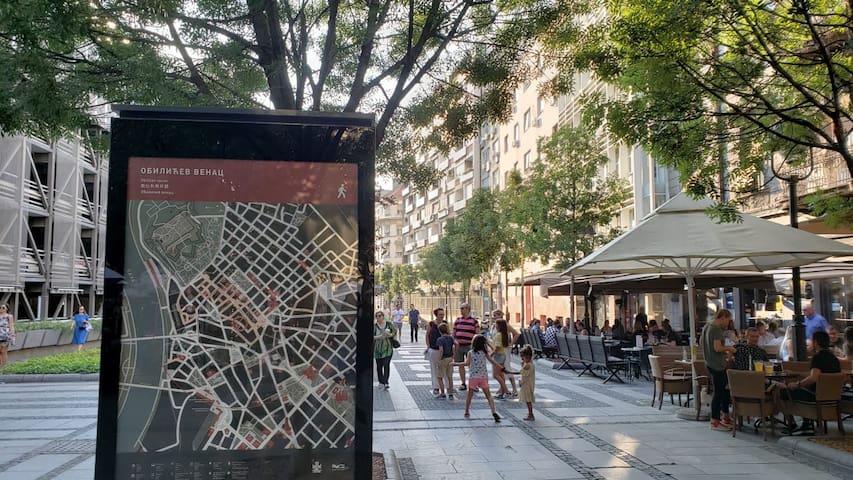 Belgrade City Center - Promo Prices September