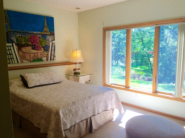 Sanctuary in Whispering Woods Eagan