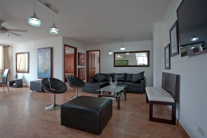Habitación en Bocagrande - Cartagena - Apartamento