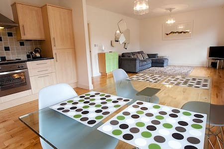 Chaucer View apartment, Keswick