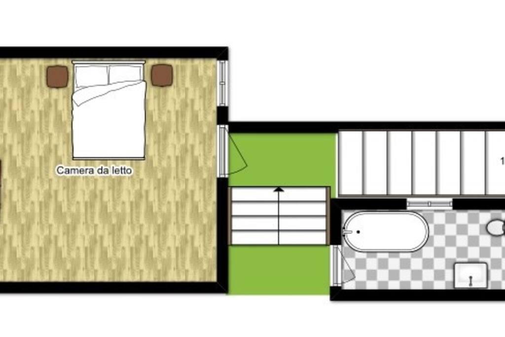 Fitto casa a salerno case in affitto a salerno campania for 5 case kit da letto