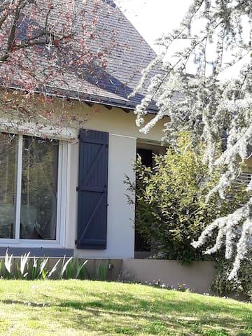 Fleur de Glycine - Montjean-sur-Loire - Rumah Tamu