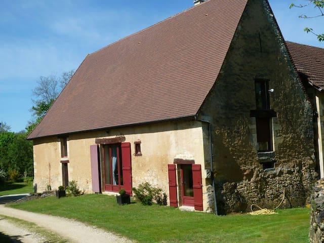 Jolie Ferme au cœur du Périgord - Vitrac - Hus