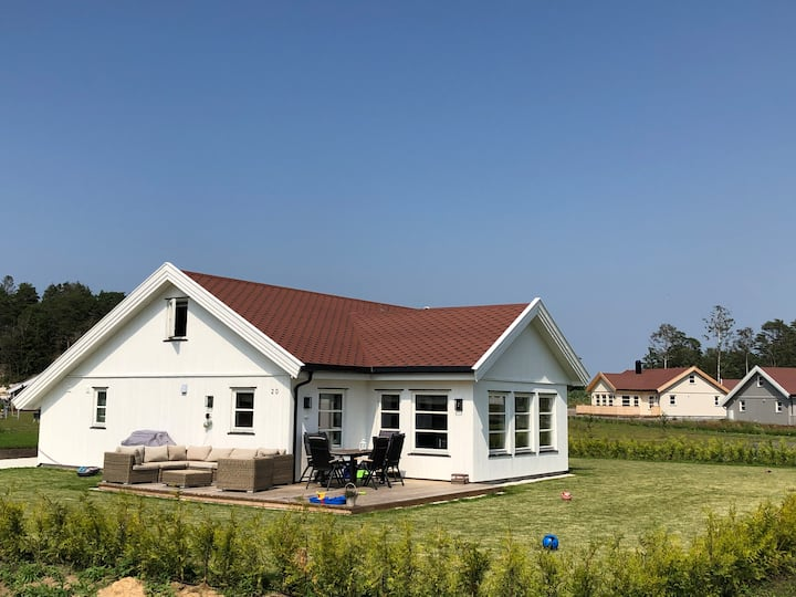 Cabin in Stavern perfect for families- Jahrehagen
