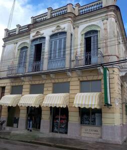 Hostal L'Italica - apto 1, Manzanillo, Cuba