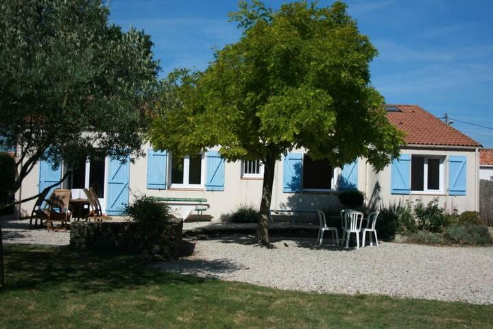 La campagne au bord de mer - La Plaine-sur-Mer - Holiday home