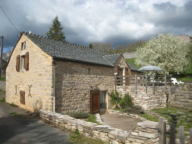 Gîte rural causse Méjean, Lozère