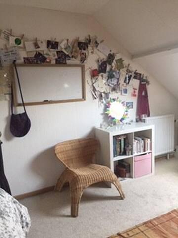 Cosy room pour 2 personnes