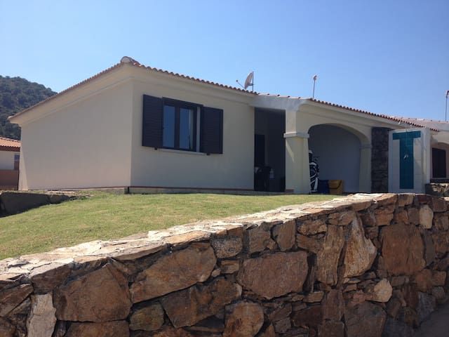 Brand new house with sea view -n.1