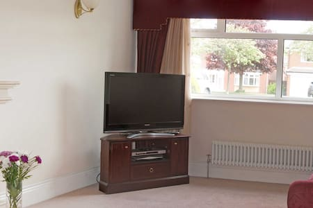 Double bedroom in Cramlington - Cramlington
