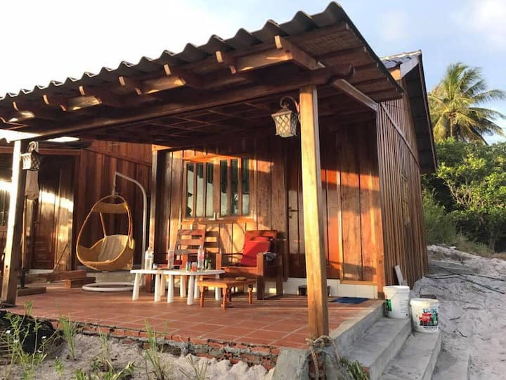 Natura Lodge and Camping: King Bungalow 1