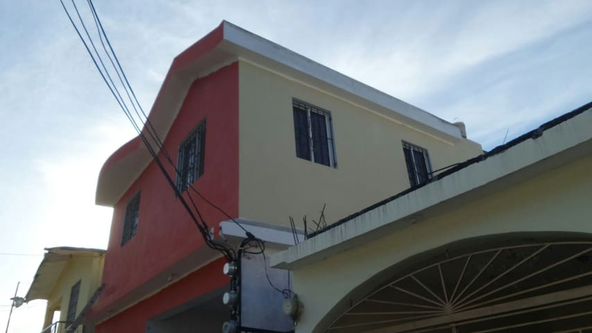 1 House 5 Minutes from the Beach - Sosua  - House