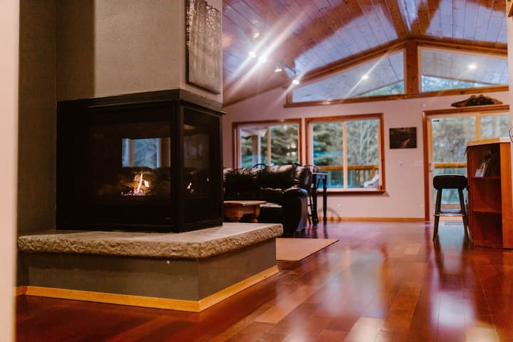 The Lake Sutherland Lodge - Port Angeles - Huis