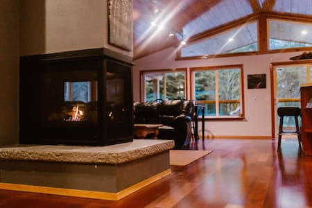The Lake Sutherland Lodge - Port Angeles - House