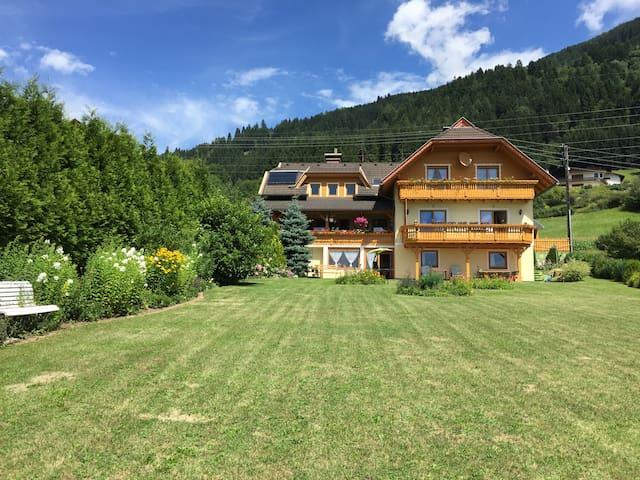 Landhaus Seeblick - Görtschach - Apartment