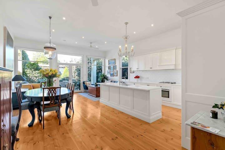 Unley LISA'S Luxury Villa 5 mins to City❤️Dining❤️