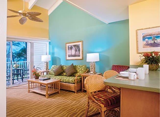 1Bdm-sleeps4 WM-Kapaa-Kauai Resort