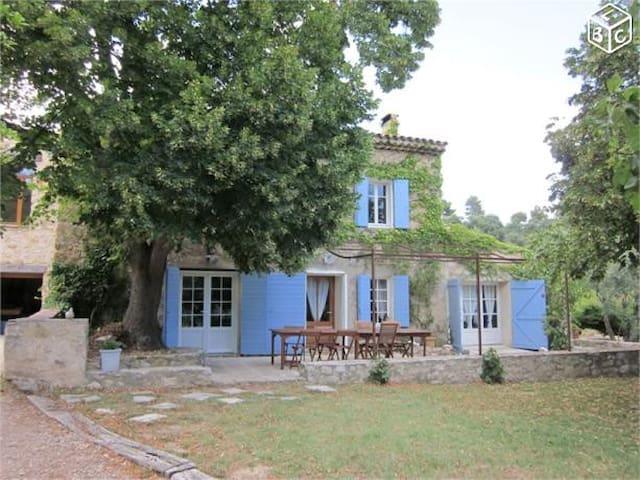 Mas L'Espagnol, Beaumont de Pertuis - Beaumont-de-Pertuis - Casa