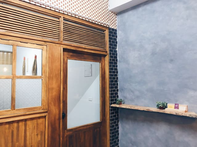 我們的小客房