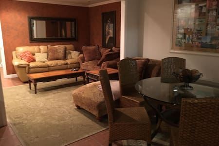 spacious and modern furnished basement apartment - Clemson - Other