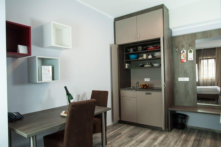 Modernes Business Appartement München