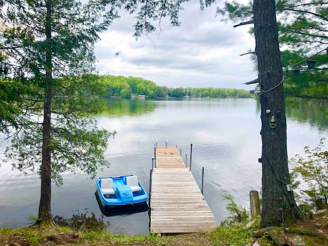 Privacy, Tranquility on Beautiful Steenburg Lake