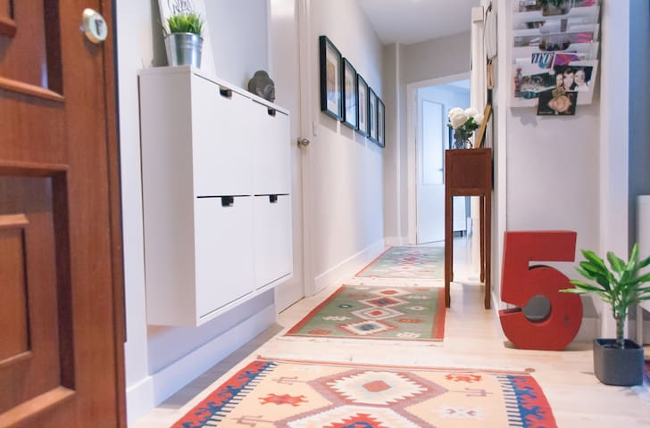 Stylish flat in Pontevedra centre - Pontevedra - Apartament