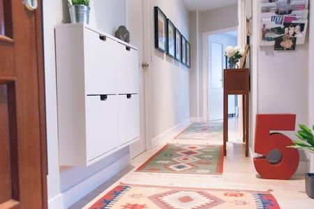 Stylish flat in Pontevedra centre - Pontevedra - Huoneisto