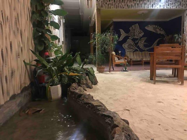 Maldives-Maafushi-Zeestar Inn ( Double room 2 pax)