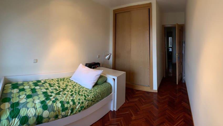 Habitación con vistas panorámicas MADRID