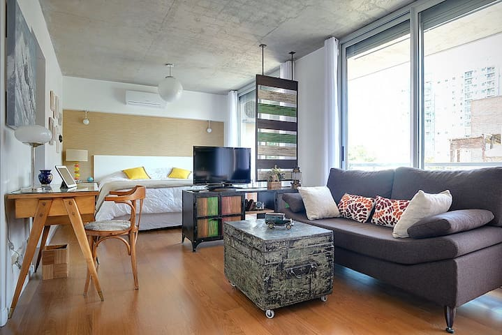 Stylish beautiful Studio in Palermo - Buenos Aires - Apartamento