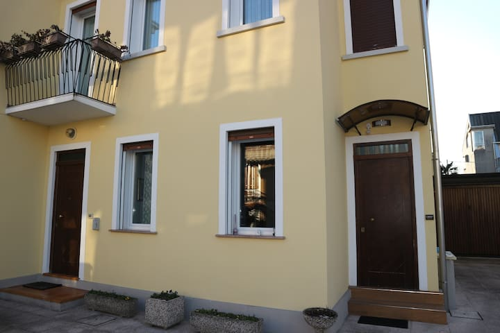 2 large Bedrooms , 5 min from City Centre - Vicenza - Wohnung