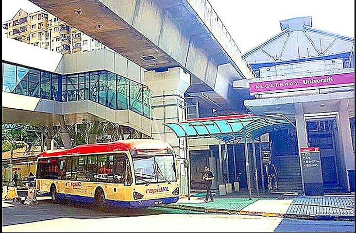 KL Gateway Mall, bangsar south Stylist Studio