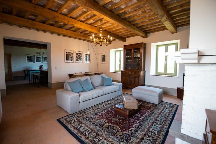 Villa a Casa di Giovanni