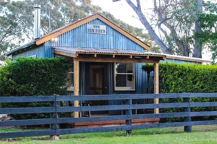 Koolabah Farm - The Tin Shed