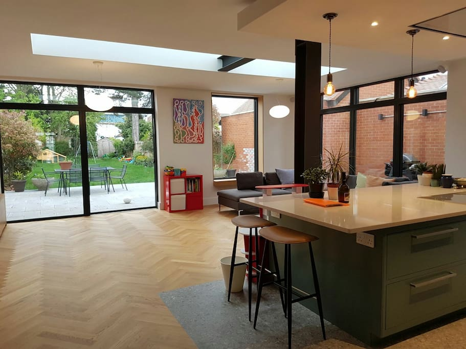 Beautiful family home case in affitto a greater london for Nuovi piani casa in inghilterra