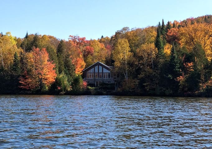 Chalet du Lac du Castor - Notre-Dame-de-la-Merci - Cottage