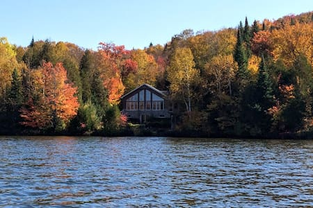 Chalet du Lac du Castor - Notre-Dame-de-la-Merci - Cabin