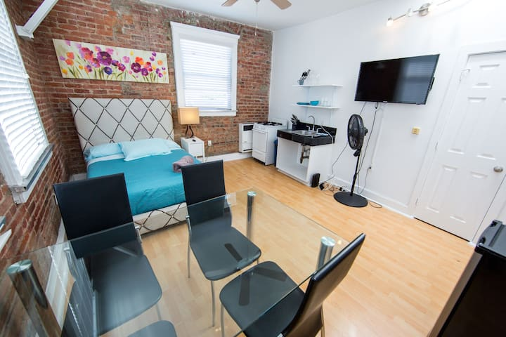 Vintage Apartment in Downtown - Los Angeles - Appartement