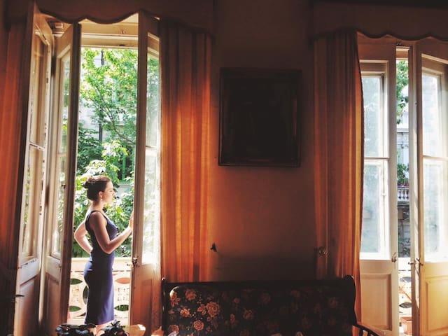 La storica - Триест - Дом