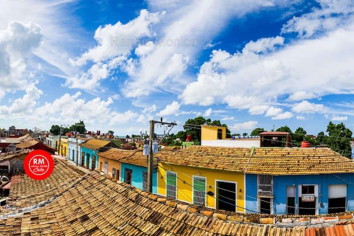RM Trinidad Rafa WiFi (Casa Particular 2 bedrooms)