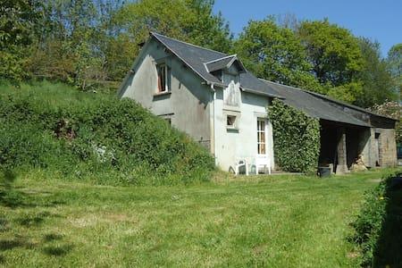 Petite maison nature au cœur du bocage normand
