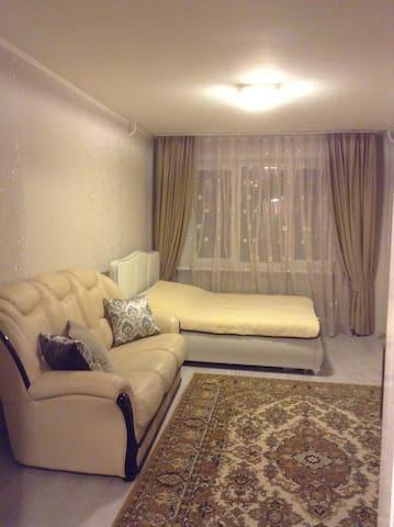 уютная квартира - Minsk - Departamento