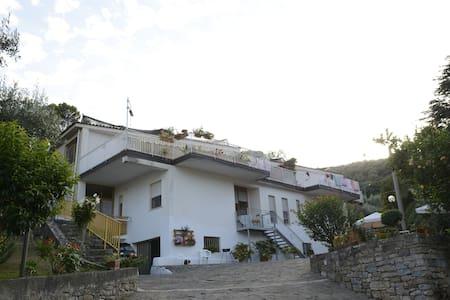 Villa Mesa Verde appartamento Giglio - Montecorice - Huoneisto