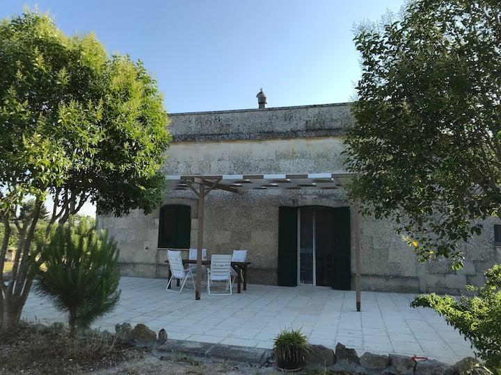 Casa in campagna nel cuore della Grecìa Salentina