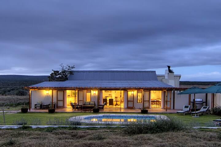 Long Hope Villa at River Bend Lodge - Addo - Villa