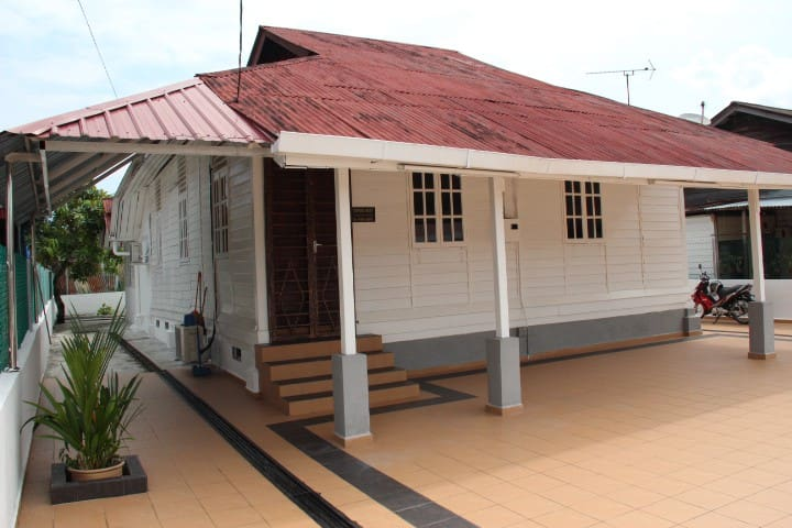 Taiping Nest Kampung Home Package (3 Rooms) - Taiping - Bungalou