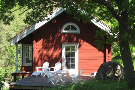Cottage by the lake - Kinda N - Hytte