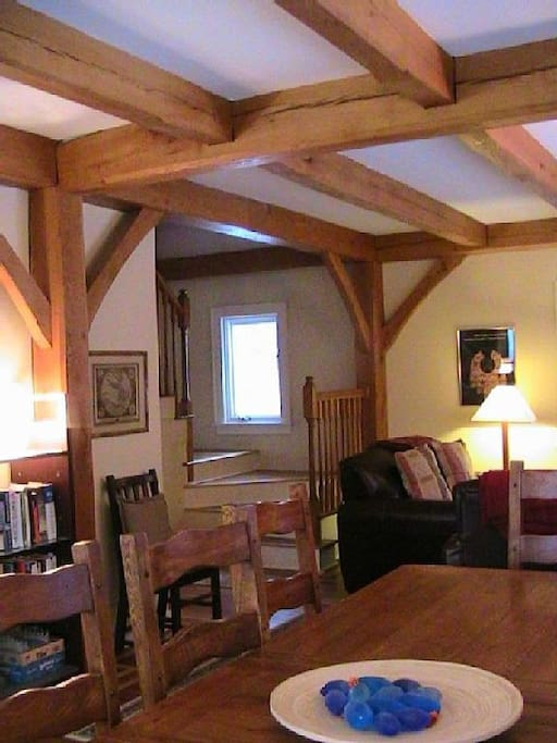 Post and beam architecture